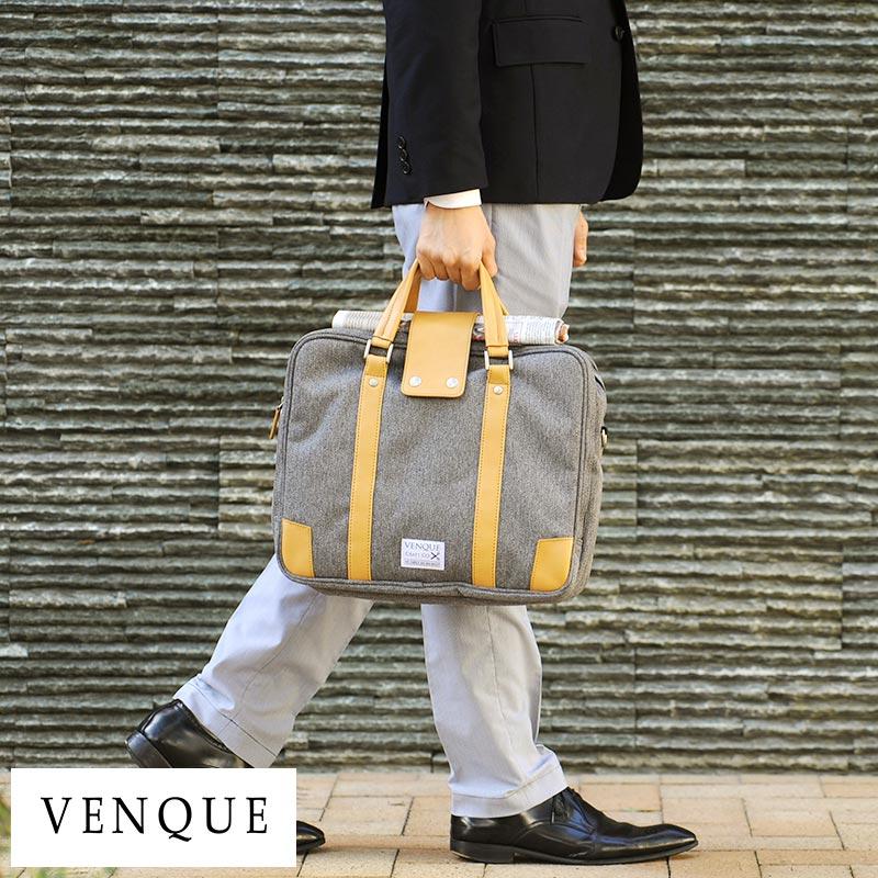 VENQUE 2 公文包汉普顿 / 男人的 / 业务包/A4 / / 尼龙 / PC / 带肩 / 休闲 / 时尚 / 包挎包