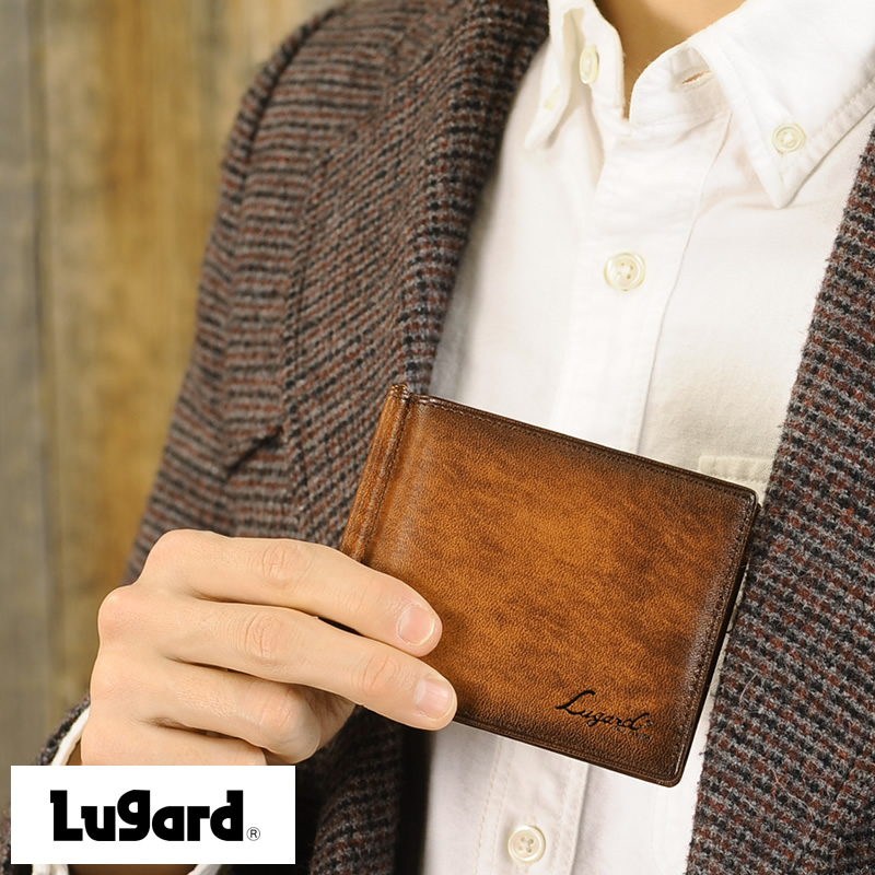 18ed98281805 Lugard G-3 genuine leather wallet thin brand billfold man leather smart  fashion with the ...