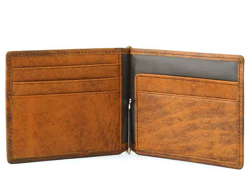 24e64d44c62c ... Lugard G-3 genuine leather wallet thin brand billfold man leather smart  fashion with the