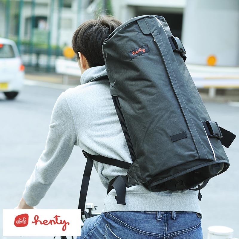 【 ポイント2倍 】 ガーメントバッグ メンズ Henty ガーメントバックパック Wingman Backpack2 STD /ヘンティー/ウイングマン/バックパック2/スタンダード/ガーメントバッグ/ 【送料無料】