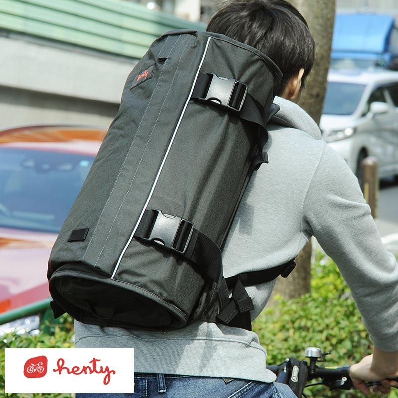 【 ポイント2倍 】 ガーメントバッグ メンズ Henty ガーメントバックパック Wingman Backpack2 CPT /ヘンティー/ウイングマン/バックパック2/コンパクト/ガーメントバッグ/ 【送料無料】