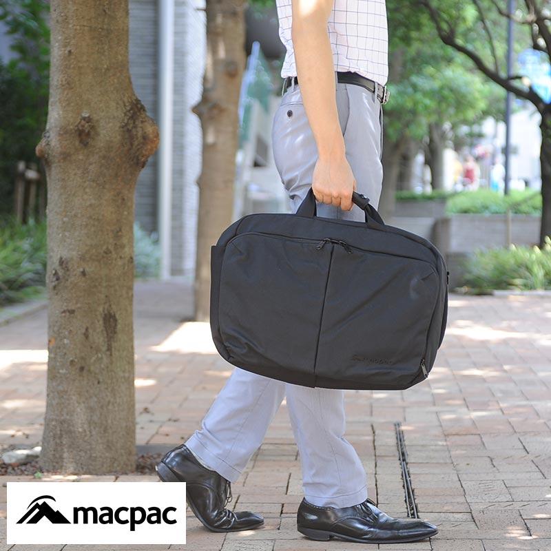 9fdfcbe3a821 楽天市場】【ポイント2倍】 macpac 3wayビジネスバッグ Rawhaki 3way ...