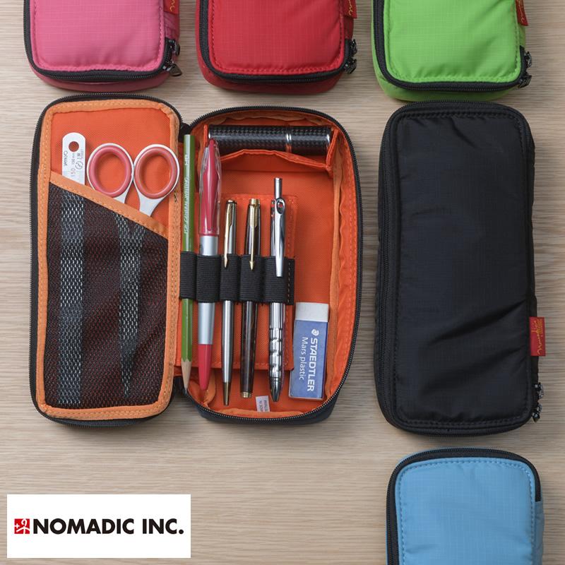 NOMADIC/ノーマディック 二階建てペンケース