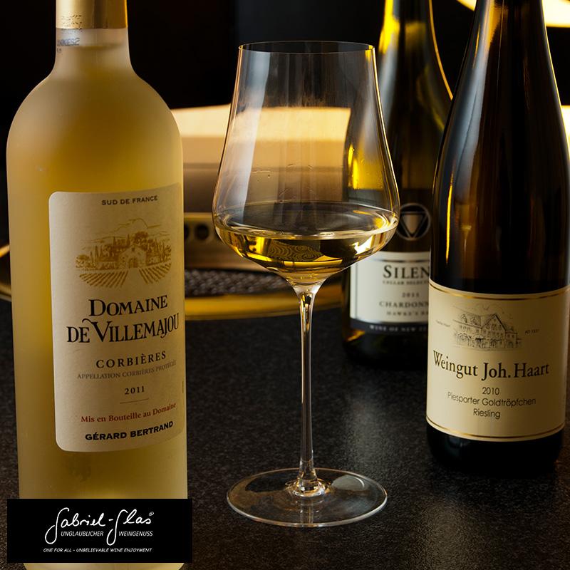 ワインを引き立てる究極の形状 ガブリエルグラス ポイント5倍 The Gabriel Glass ワイングラス ハンドメイド Gold-Edition ワイン 父親 贈物 ワイン好き おいしく 飲む 男性 送料無料 喜ぶ 高級 グラス 全品送料無料 プレゼント