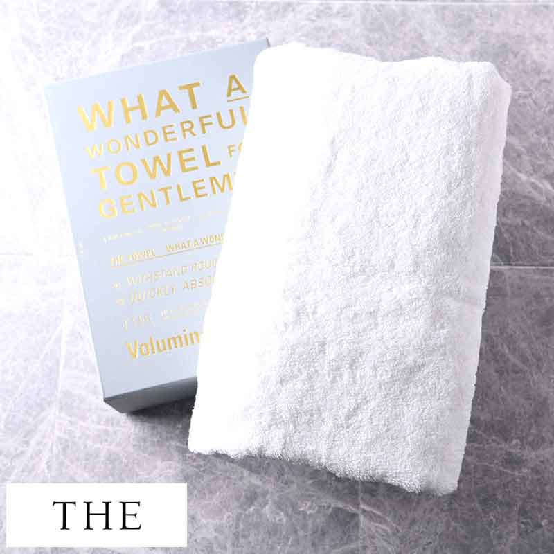 THE/ザ THE FACE TOWEL for GENTLEMEN