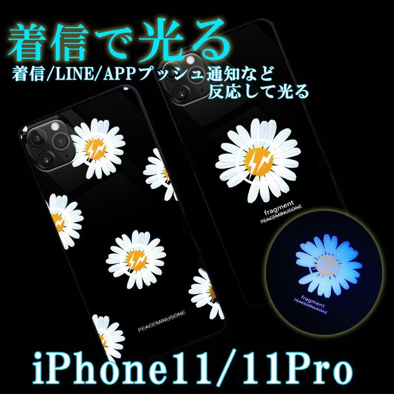 アイフォンケース 光る発光 iPhone11 iPhone11Pro ケース 韓国 光るケース 花 発光 おしゃれ スマホケース 早割クーポン 可愛い 送料無料 高級品 iPhoneケース 携帯ケース