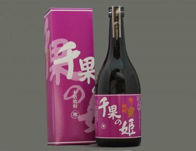 ■本格焼き栗焼酎 千果の姫 6本セット