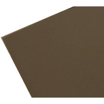 光 ポリカ板KPAB1493-2 ブラウンスモークx2枚入900x1400x3t