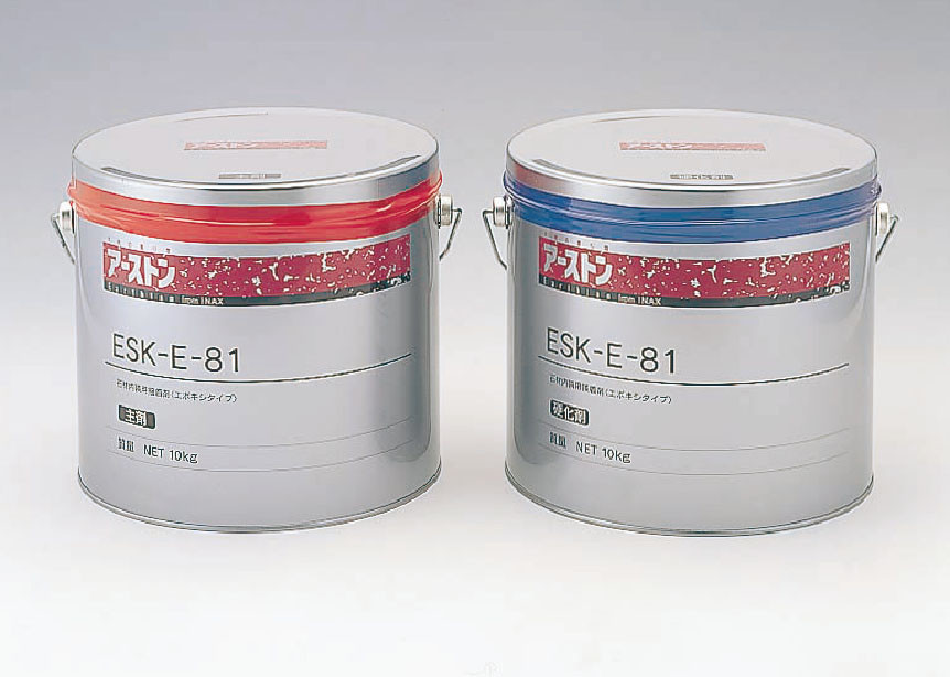 INAX 石材内装用接着剤ESK-E-8120kgセット