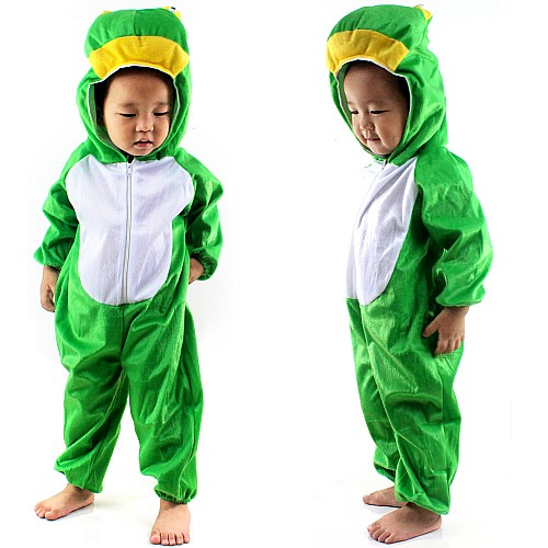 halloween whole body suit child in service costume play clothes animal disguise disguise goods halloween miscellaneous goods
