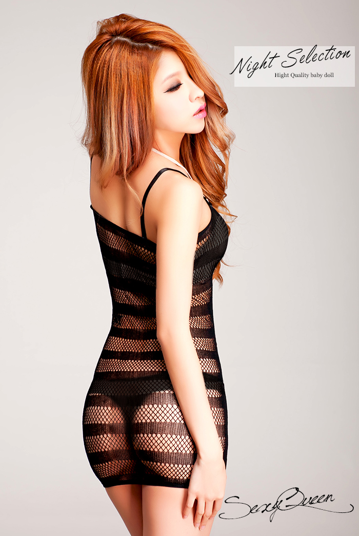 連體襪性感身體套裝黑色黑色性感服裝圖案絲襪吊帶背心網狀網 highleg 身體緊身衣模式片貓 POS 允許放養樂趣禮品包裝