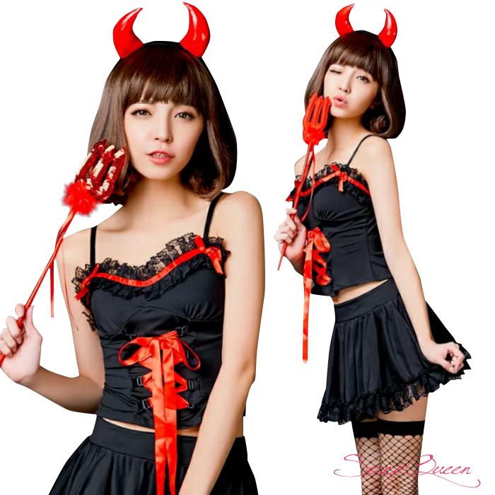 Osharevo Rakuten Global Market Cosplay Devil Little