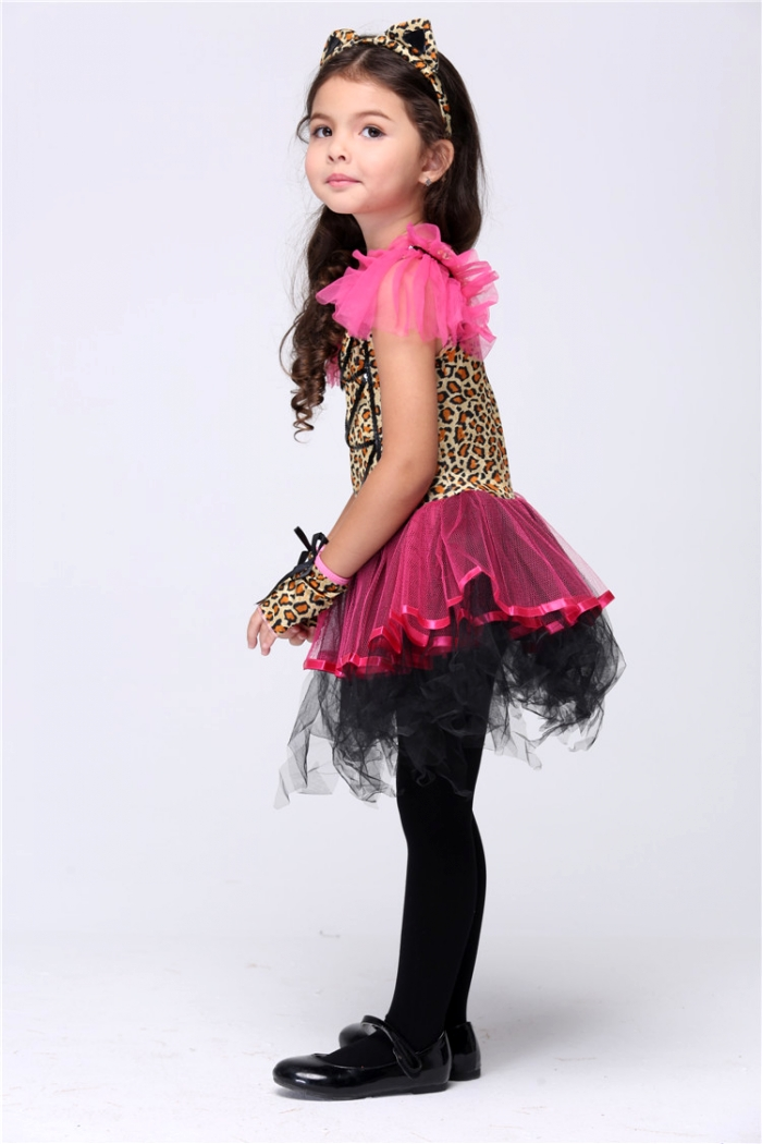 Costume Halloween costumes kids girls cat cat cat ears Leopard Leopard dress witch witch small Devils cosplay cat girl animal cat children child Kids ...  sc 1 st  Rakuten : leopard costume toddler  - Germanpascual.Com