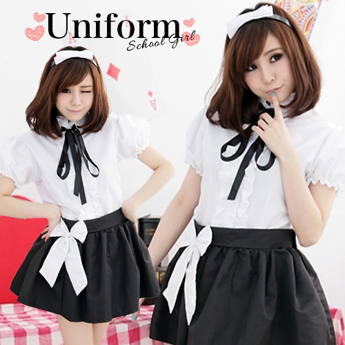 Osharevo Cosplay Costume Students Clothes Anime Cosplay Shakugan