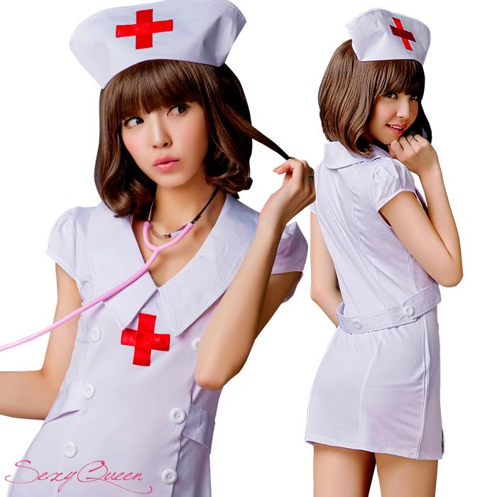 390c3cd02 Puffy nipples straining nurse outfit nurse cosplay white nurse cosplay red  nurse Cap white costume taste ...