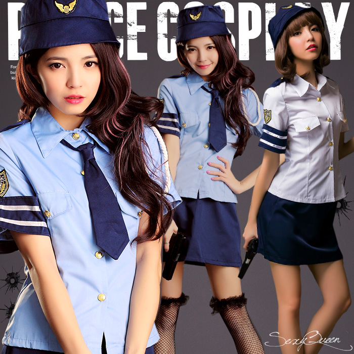 Police cosplay police Halloween cospressexy uniform miniskirt COP police handcuffs police police police Halloween costume formal instrumentation POLICE ...  sc 1 st  Rakuten : halloween costume cop  - Germanpascual.Com