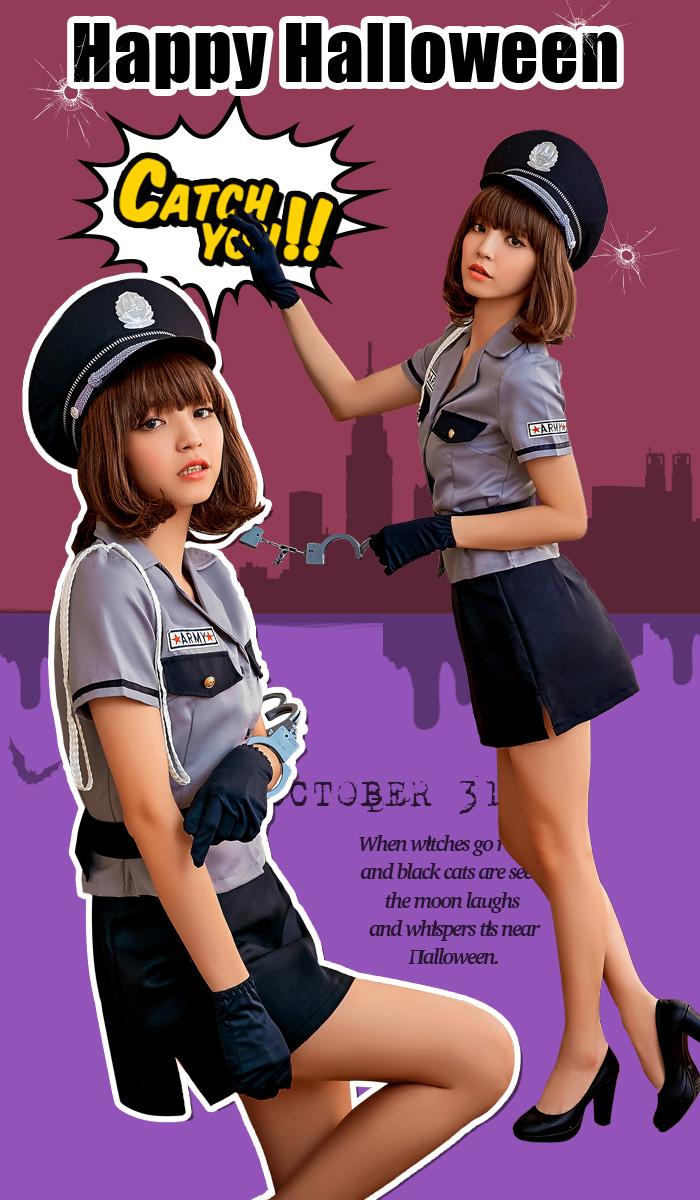 OSHAREVO | Rakuten Global Market: Large non-COP cosplay police guard ...