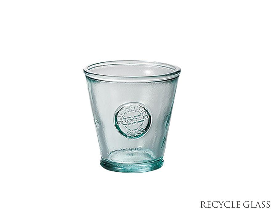 ヴィンテージ風なリサイクルガラスのタンブラーラムネの瓶のような淡いグリーンブルーでそのまま置いておくだけでもお洒落 ガラスコップ \クーポン配布中 リサイクルガラス ヴァソオーセンティック250ccタンブラー容量250cc 直径8.9cm 高9.1cm グラス trys光 アンティーク風 期間限定の激安セール エコ スペイン ECO 蔵 雑貨 インテリア RecyleGlass