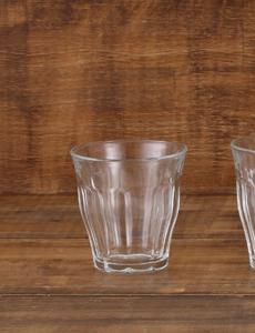 2012年度グッドデザインロングライフデザイン賞受賞デュラレックスの定番デザイン ガラスコップ 送料無料 新品 \スーパーセール限定クーポン有 DURALEX デュラレックス ピカルディ 人気上昇中 trys光 グラス 250cc H9cm 全面物理強化ガラス PICARDIE