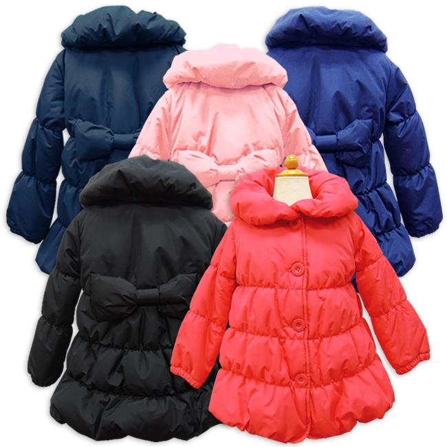 【女の子】100~120cm かわいい防寒用コートは?