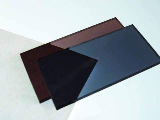 アクリル 板(キャスト)スモーク-板厚(3ミリ)-1830mm×915mm 以上 棚板 アクリル加工 レーザー加工 パネル テーブルマット 1枚分オーダーカット無料(直角カットのみ)