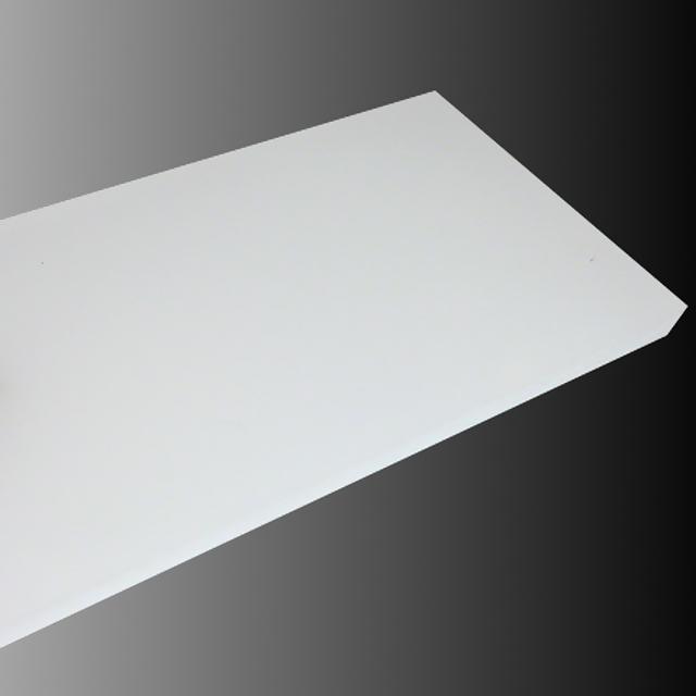 アクリル 板(押出し) 【乳白】-板厚(5ミリ)-2000mm×1000mm 棚板 アクリル加工 レーザー加工 パネル テーブルマット 1枚分オーダーカット無料(直角カットのみ)