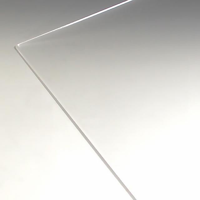アクリル 板(キャスト)透明-板厚(8ミリ)-1350mm×1100mm 以上 棚板 アクリル加工 レーザー加工 パネル テーブルマット 1枚分オーダーカット無料(直角カットのみ)