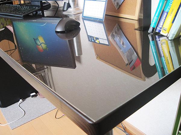 テーブルマット 1800mm×900mm-板厚(5mm) アクリル 板(透明)サイズカット無料 ダイニングテーブル におススメ オーダー