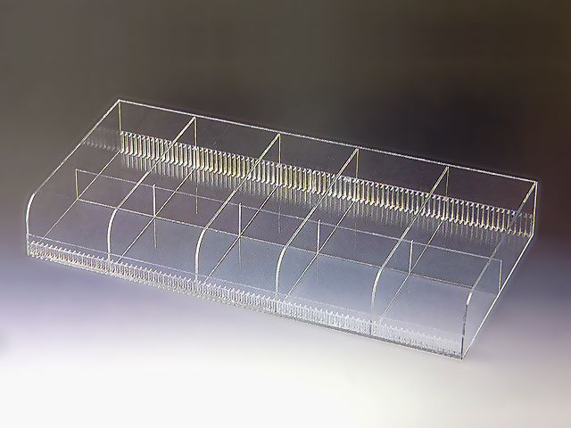 システム BOX2 W900mm×D300mm×H80mm【アクリル ディスプレイ】【ディスプレイケース】【ディスプレイスタンド】