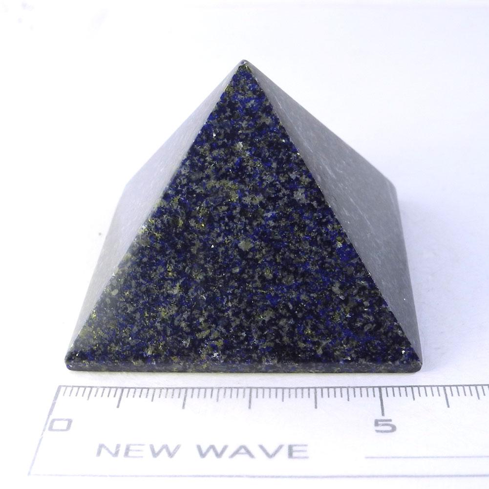 【送料無料】ラピスラズリピラミッド85【現品撮影/1点もの】RPP-85