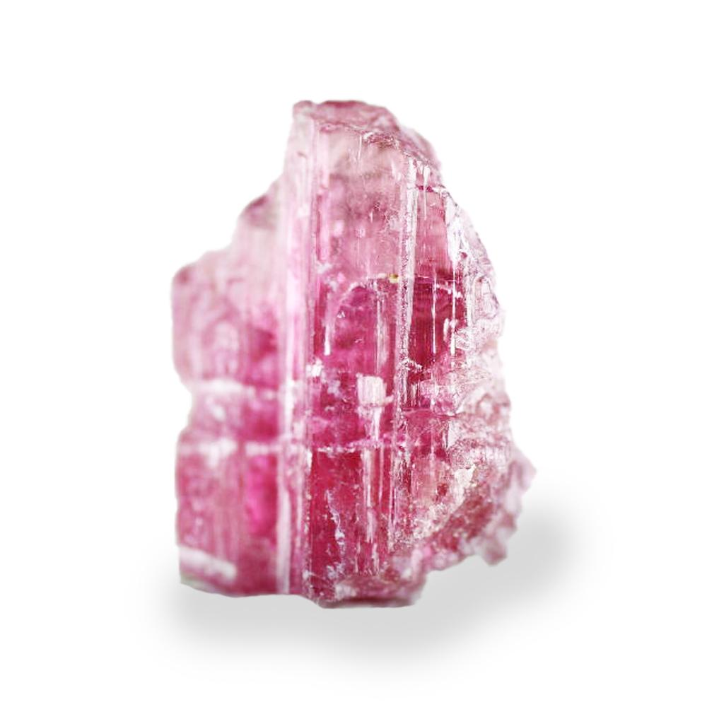 【よりどり10%OFF】ピンクトルマリン 宝石質 結晶 原石 10月 誕生石 PTR-95