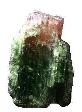 日本最大級 【送料無料】ウォーターメロントルマリン(バイカラートルマリン)柱状結晶原石(ナチュラル)112  【あす楽対応】, カキノキムラ:f0ff547a --- hortafacil.dominiotemporario.com