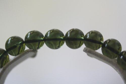 捷克陨石手链 (珠宝鉴定认证) MDBB-62