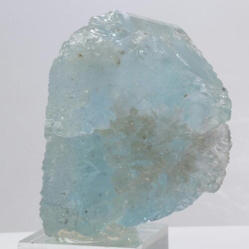 【送料無料】ブルートパーズ結晶原石6【あす楽対応】