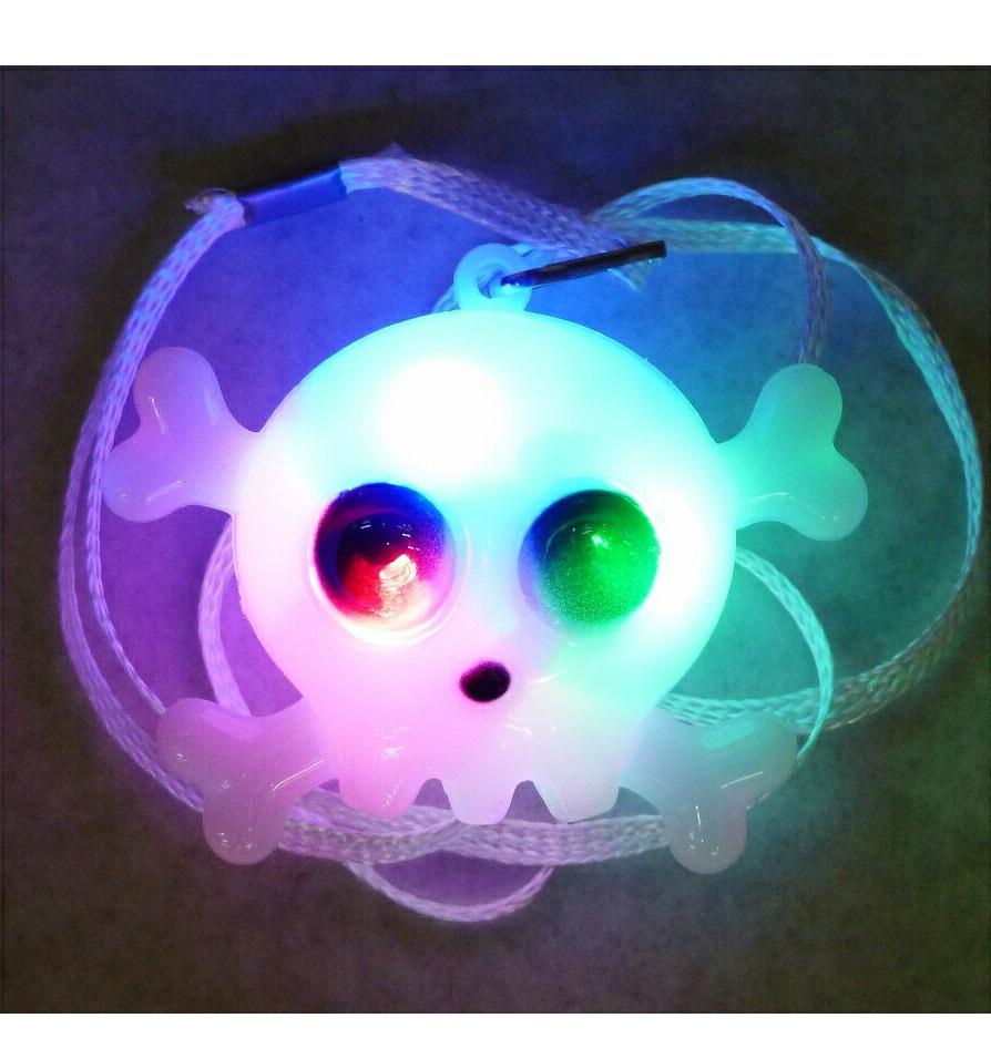 光るおもちゃ 光るネックレス 【フラッシュ パイレーツペンダント】【単価40円(税込)×720個】