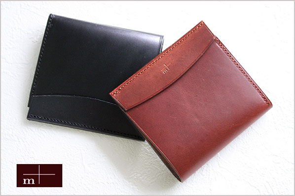 m+/ エムピウ FERMA フェルマ ショートウォレット 13019 札ばさみ 革 カードケース 正規品 ギフト プレゼント 母の日