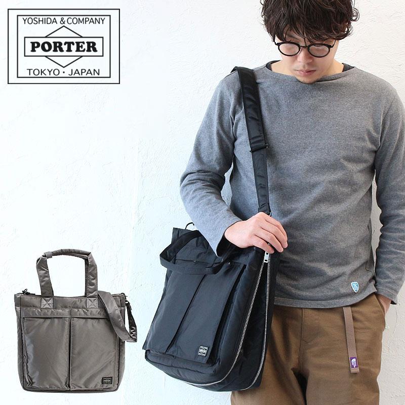 1da1ae6ddd Yoshida bag Porter tanker PORTER TANKER B4 correspondence   2way shoulder Tote  Yoshida bag Po - Ta - Porter bag