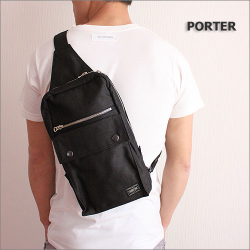 9a174808a8c Yoshida bag porters mho key one shoulder bag body bag PORTER SMOKY  592-07531 Yoshida bag-adaptive regular article present
