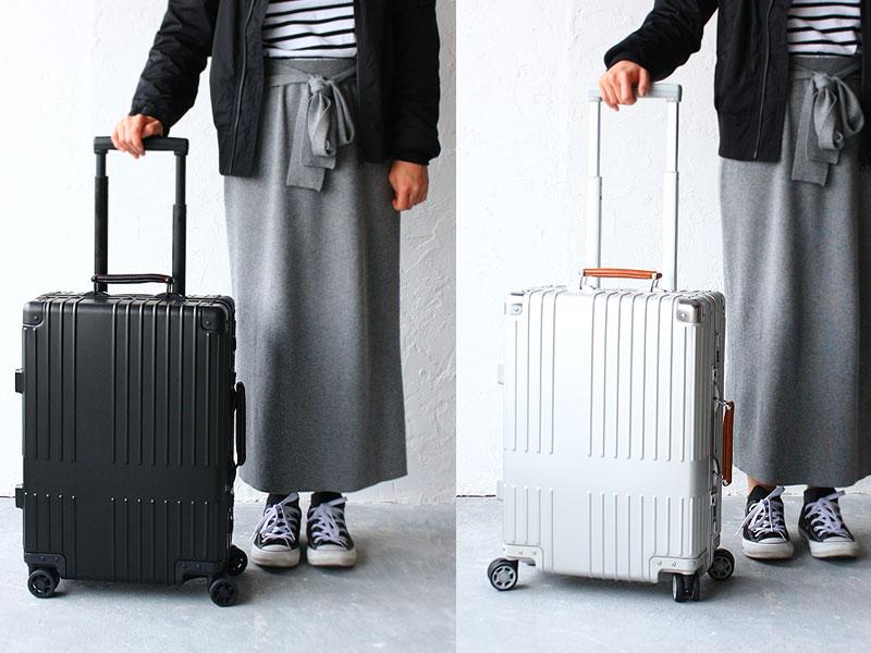 d5c7bf5317 トリオ イノベーター アルミ スーツケース 機内持込可 inv1017 イメージ画像03