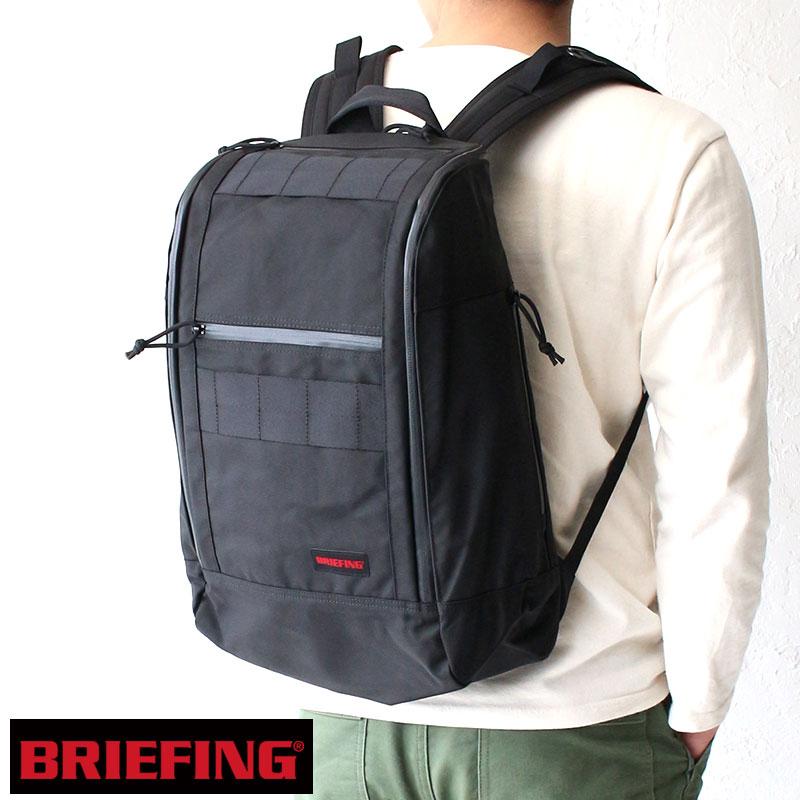 ブリーフィング リュック BRIEFING VERTICAL PACK MW WP 正規品 ビジネスバッグ ビジネスリュック バーティカルパック バッグ BRM191P15 送料無料 ブラック 正規品