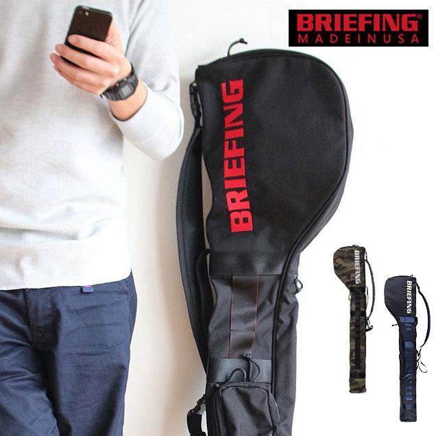 【日本正規品】ブリーフィング ゴルフ BRIEFING クラブケース GOLF CLUB CASE-2 NAVY DIGITAL CAMO/ブラック 392219 軽量 正規品 プレゼント 母の日