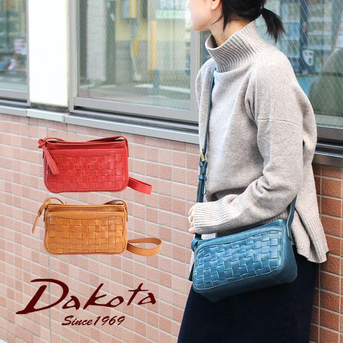 【今ならWプレゼント付】ダコタ バッグ ショルダーバッグ ミニショルダーバッグ ケベック Dakota レザー 本革 1033507 レディース バッグ 正規品 ギフト プレゼント 母の日
