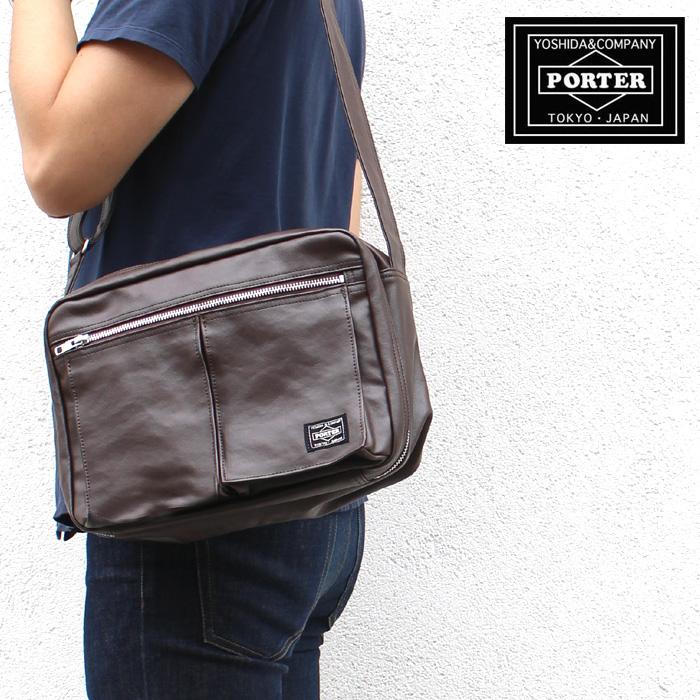 b08d82da9f Yoshida Kaban Porter shoulder freestyle B5 response   Porter shoulder bag L  PORTER FREE STYLE Yoshida Porter bag