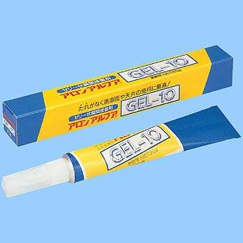 瞬間接着剤 接着剤 東亞合成 アロンアルファ GEL-10 20g 12本高粘度チクソ性タイプRAH