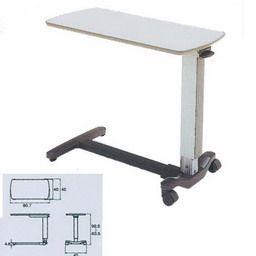 ベッドサイドテーブル KF-192 カラー:アイボリー パラマウントベッド