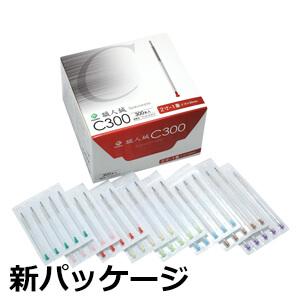 ファロス 職人鍼C300 1寸×00番 300本入 × 10セット