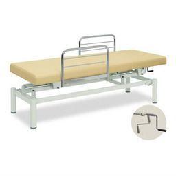 有孔102型手動式昇降ベッド 高田ベッド製作所