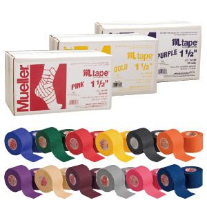 Mテープ チームカラー ネイビーブルー ミューラー