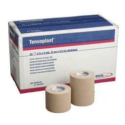固定用テープ テンソプラスト 50mm×4.5m 24巻