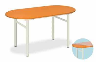 ナーステーブル(透明マット付) 高田ベッド製作所